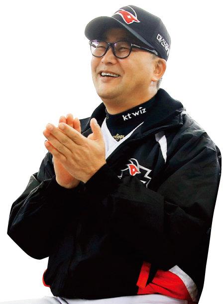 김진욱 kt 위즈 감독의 토정비결에는 모순적 표현이 들어 있다. [스포츠동아]