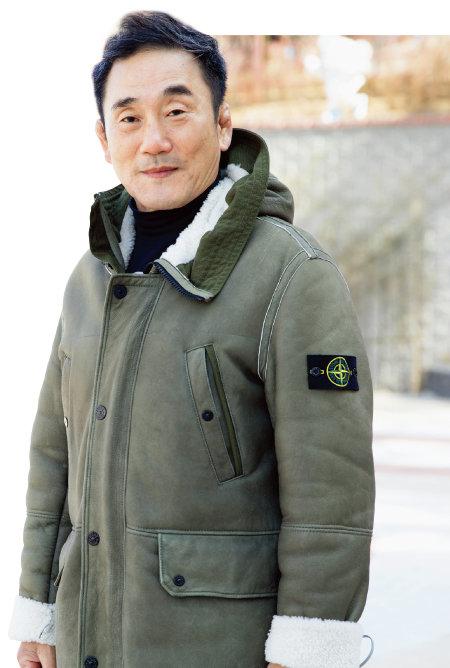 '국내 컬링의 개척자'로 불리는 김경두 경북컬링훈련원장 겸 경북컬링협회 부회장. [지호영 기자]