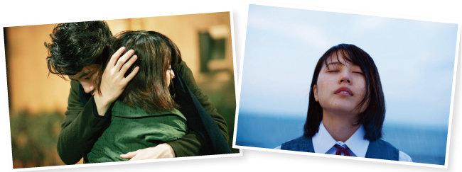 첫사랑의 기억을 몽타주 같은 섬세한 영상과일상적인 내레이션으로 담아낸 영화 '나라타주'의 장면들. [사진 제공·에이원엔터테인먼트]