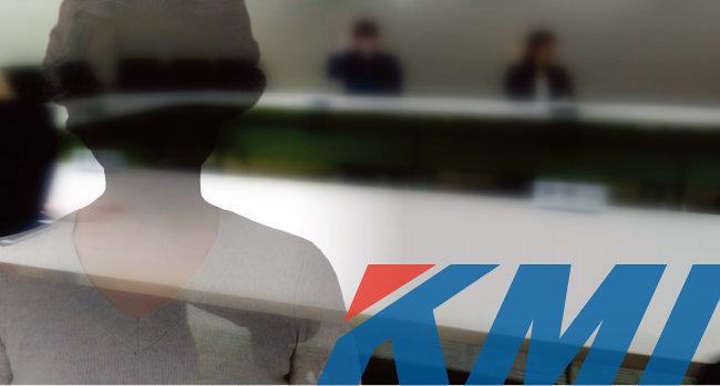 한국의학연구소(KMI) 이사회 재연 장면. [채널A]