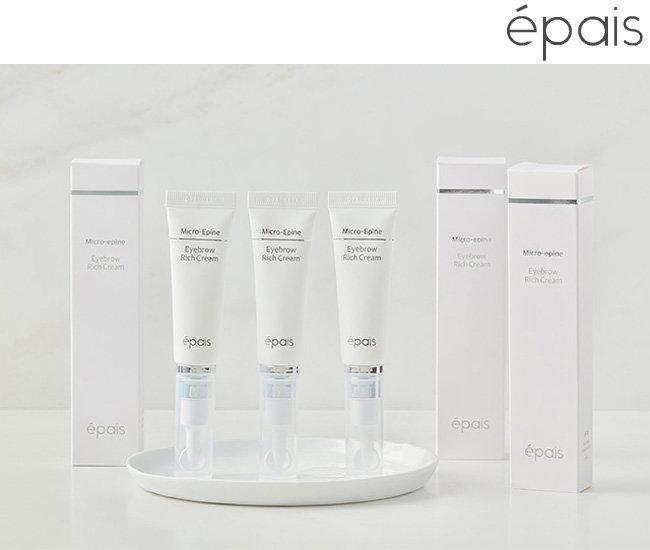 눈썹 영양제 전문 브랜드, EPAIS(에이페)