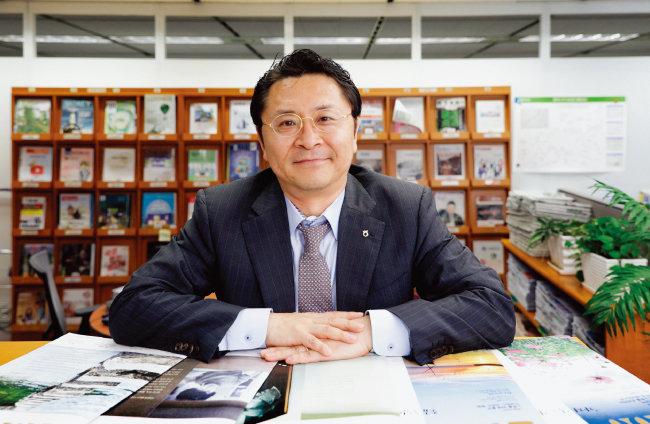 박진 NH투자증권 100세시대연구소장. [박해윤 기자]