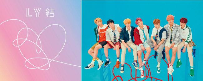 방탄소년단은 8월 24일 발표한 3집 리패키지 앨범 'LOVE YOURSELF 結 'Answer''로 한국 가수 최초로 미국 '빌보드 200' 1위에 두 번이나 오르며 세계를 깜짝 놀라게 했다. [사진 제공·빅히트엔터테인먼트]