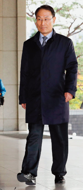 이헌수 전 국가정보원 기획조정실장. [뉴스1]
