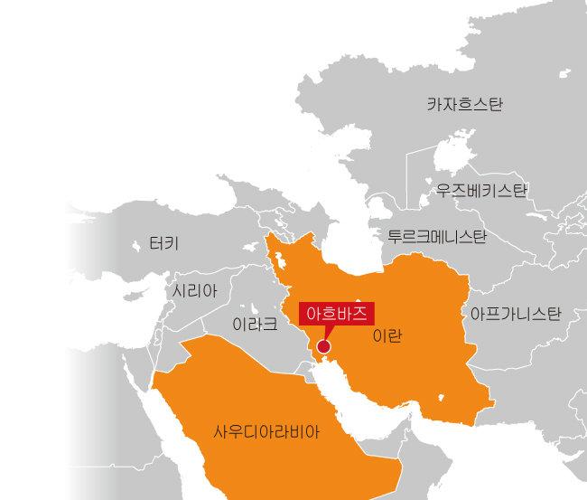 이란과 사우디, 대리전 접고 정면충돌하나