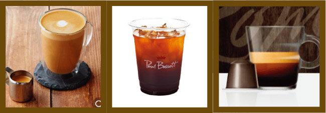 스타벅스와 폴바셋, 네스프레소 등 다양한 커피 브랜드에서도 리스트레토 메뉴를 선보이고 있다.