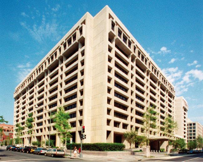 미국 워싱턴DC에 자리한 국제통화기금(IMF) 본부. [위키피디아]