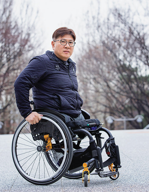 박대운 씨는 내년 3·1운동 100주년을 맞아 북한, 중국, 러시아, 중앙아시아, 유럽 등 18개국 유라시아 횡단을 준비하고 있다. [김도균]
