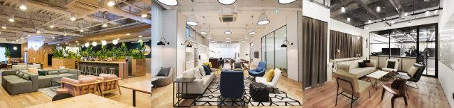 최근 스타트업들은 자유로운 분위기의 사무 공간을 찾는다. 알스퀘어에서는 2016년 사무실 인테리어 사업도 시작해 고객사 요구에 맞게 공간 디자인도 설계해주고 있다. [사진 제공 · 알스퀘어]