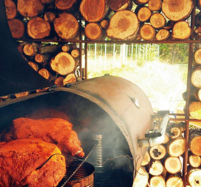 '말미'의 바비큐 요리. [사진 제공·말미]