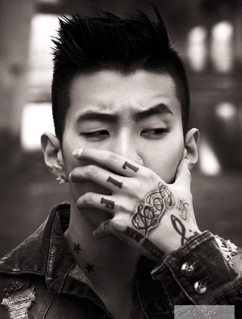 Jay Park is Hiphop Itself