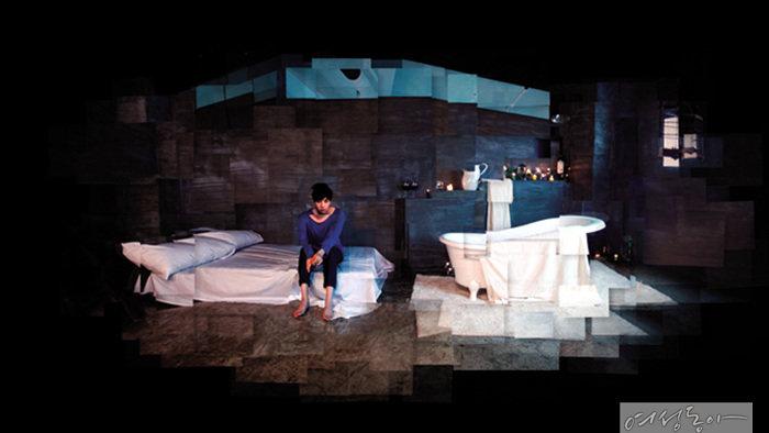 이이언+홍은희, Bulletproof, 2012, 단채널비디오(4m 10s), 사운드