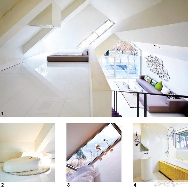 Art in Minimal Space 선과 면으로 세운 집