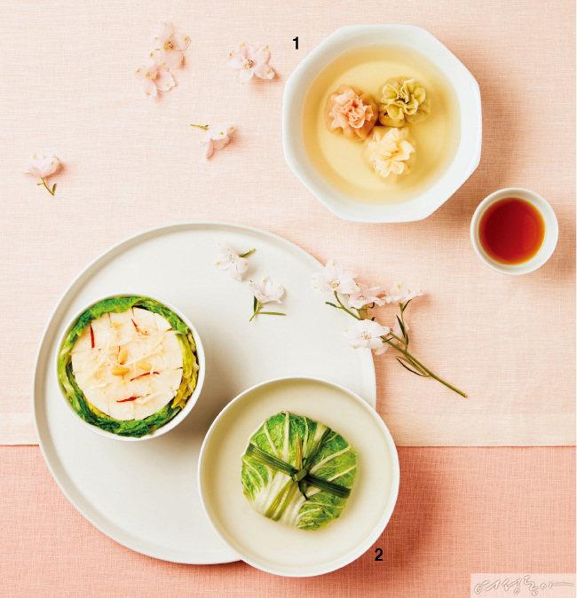꽃보다 아름다운 우리 음식