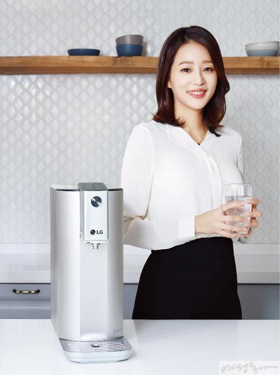 LG 퓨리케어 슬림정수기(WD501AP)