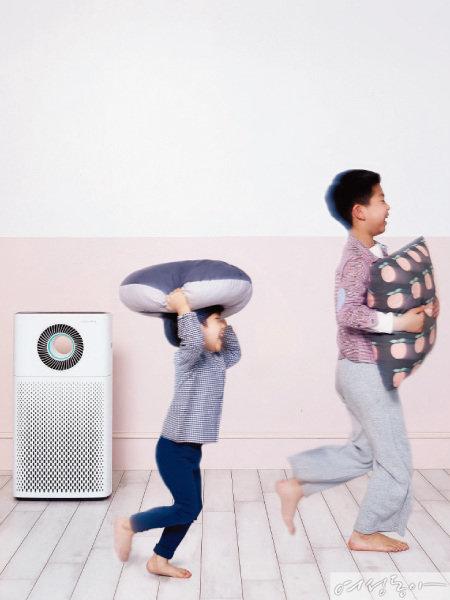 상황에 맞춘 공기 청정법