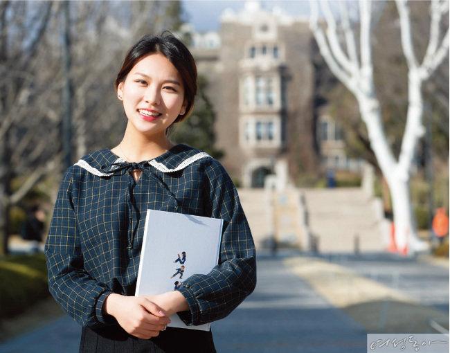 브랭섬홀 아시아 졸업생 연세대 융합과학공학부 유연수 학생.