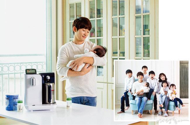 6남매 아빠 박지헌의 스마트한 선택