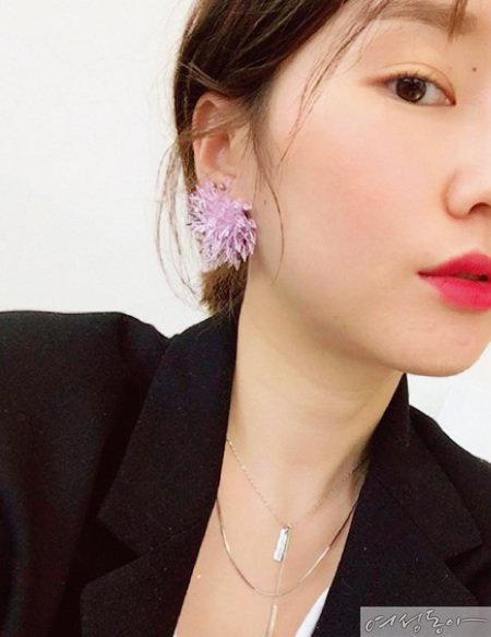 item 3CE 벨벳 립 틴트 #PINK BREAK