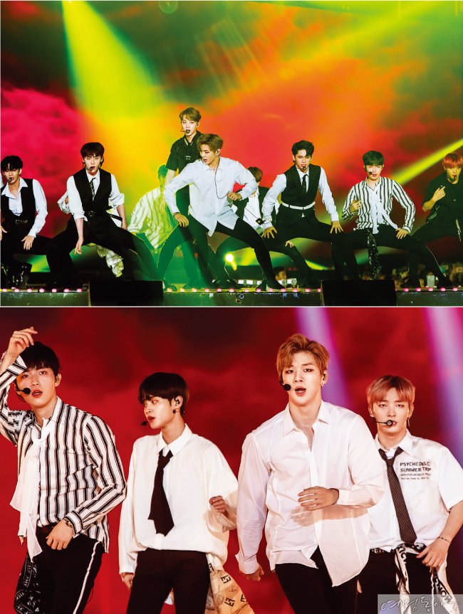 We Want Wanna One @2018