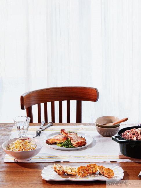 가을철 최상의 식재료로 만드는 저염 장수 식탁