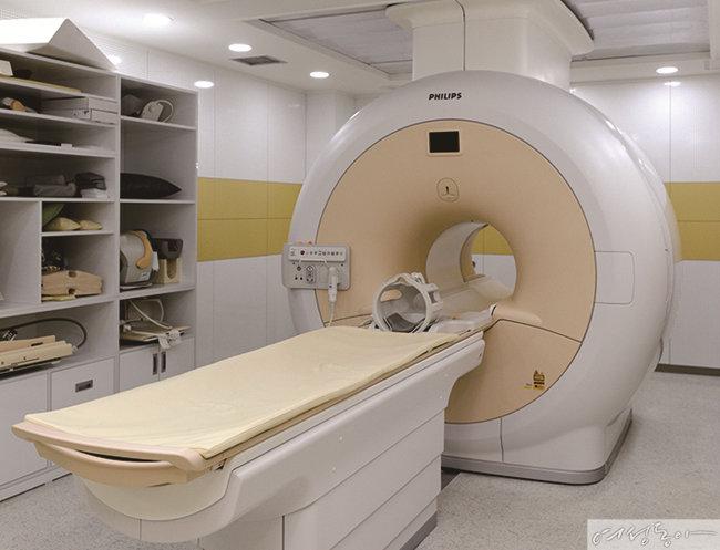 MRI 검사실