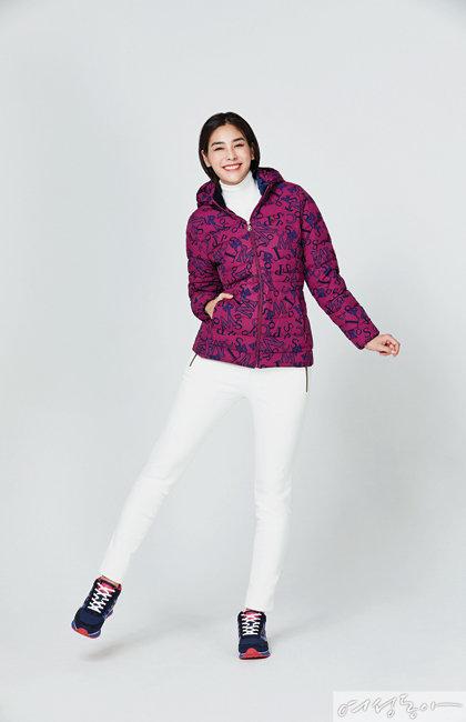 마코, 경량성·보온성 갖춘 '숏 구스다운'으로 겨울 시즌 공략