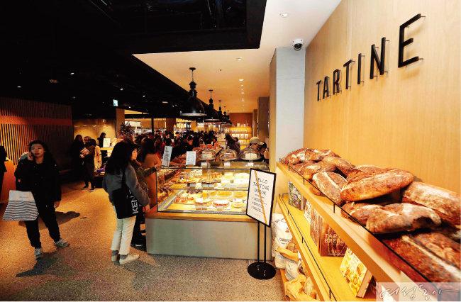 '뉴욕타임스'가 세계 최고의 빵이라 극찬한 타르틴 베이커리.