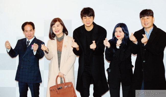 다시 찾은 전성기 김승현, 가족의 힘