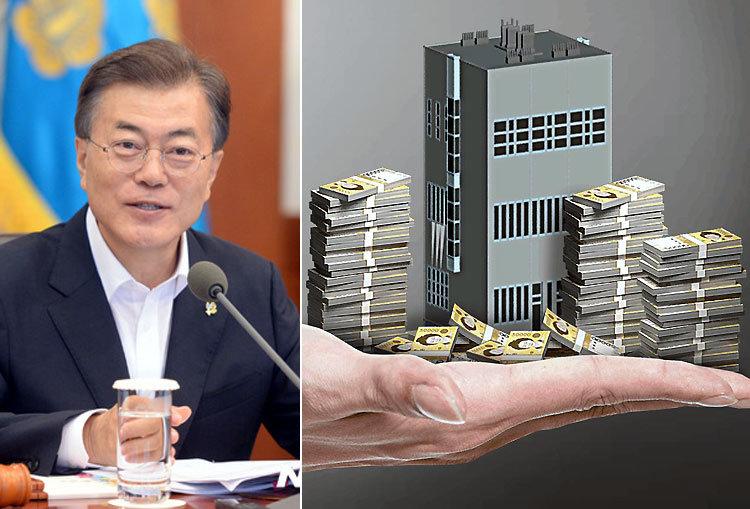 文정부 세제개혁, '부자증세' 큰 틀…본격 증세 논의 '내년 이후로'