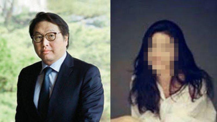 최태원 회장 내연녀 대신 '일부일처제를 지키기 위한 시민모임' 고발