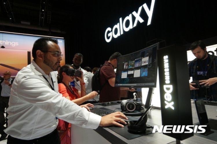 """삼성, 美서 갤노트8 최대 425달러 할인…""""국내는 계획 없어"""""""