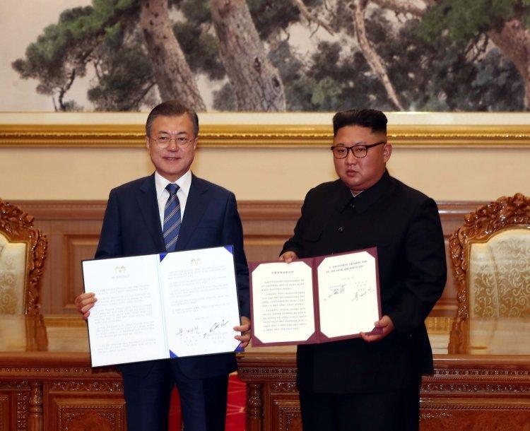 '서울서 평양까지'…남북 철도 연결 '본 궤도' 오르나