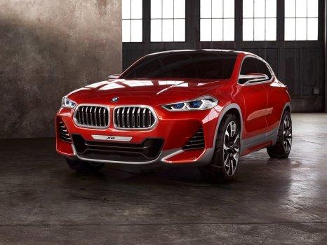 "BMW, 소형 SUV 'X2' 곧 출시…""신규 디자인 적용 젊은층 타깃"""