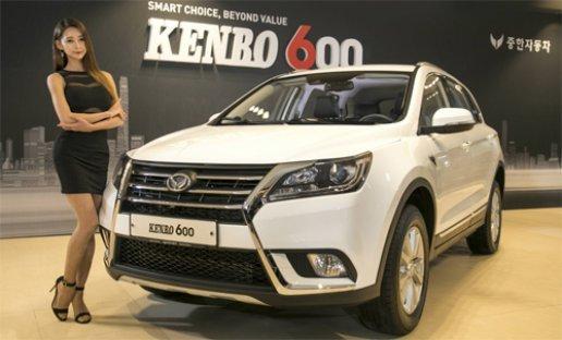 '중국의 공습' 켄보600 공식출시…올 판매 3000대 목표