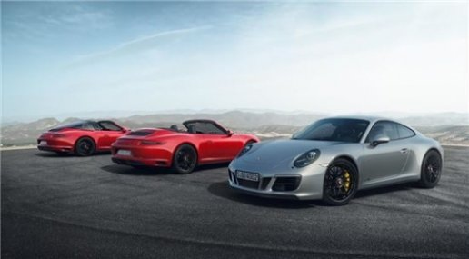 포르쉐 신형 GTS 출시… 911 제품 라인업 강화