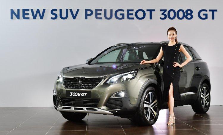 '푸조 3008 GT' 출시… 가격은 4990만원