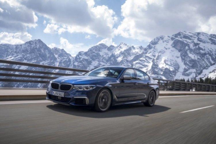BMW코리아, 뉴 520d 럭셔리 스페셜 에디션 모델 출시