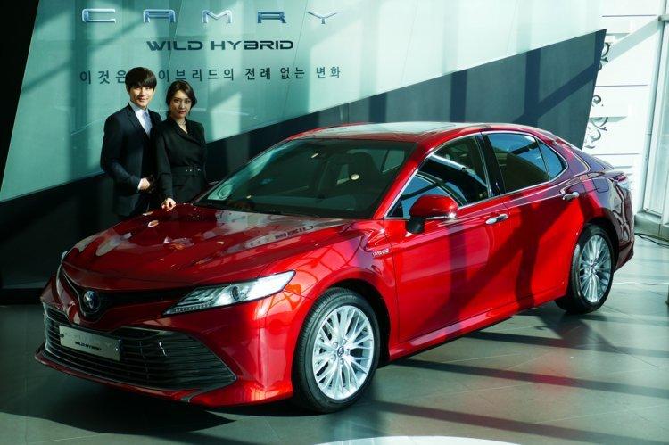 한국토요타, 8세대 뉴 캠리 출시… 수입차 시장서 상승세 굳힌다