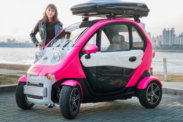 티몬, 내달부터 국산 최초 초소형 전기차 '다니고'  단독 판매