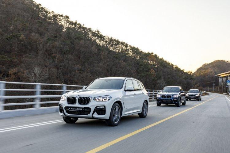 """[시승기]BMW 뉴 X3, """"높아진 완성도, 벤츠 GLC 한판붙자"""""""