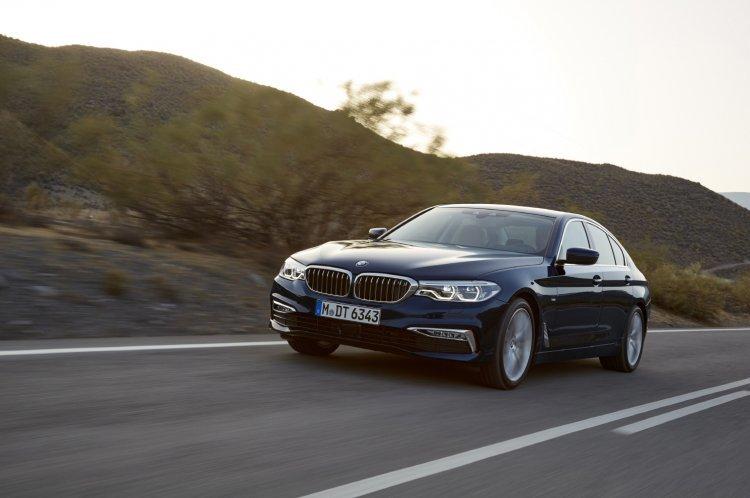 """BMW 520d 국토부 안전도평가 1위…""""역대 최고점 기록"""""""
