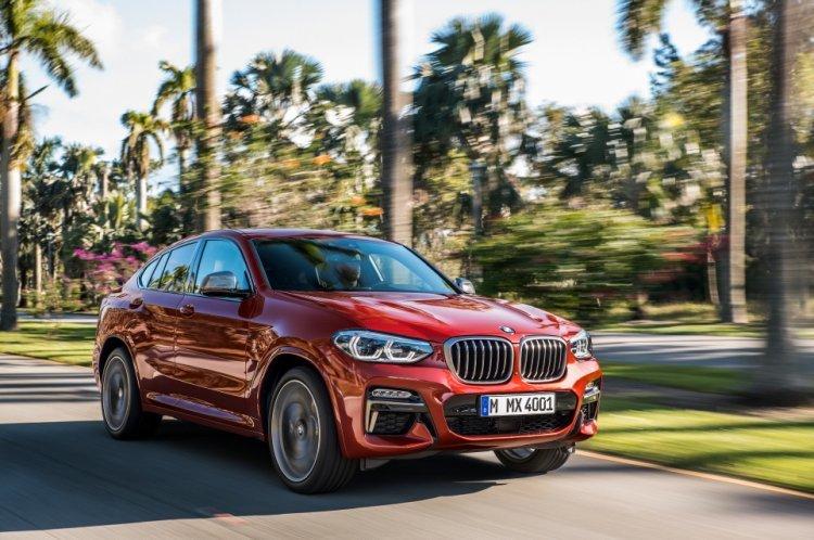 BMW, 제네바모터쇼서 '뉴 X4' 세계 최초 공개