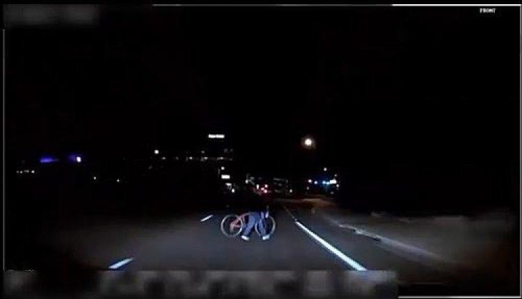 우버 자율주행차의 보행자 추돌 사망 사고 영상 공개