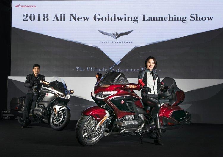 혼다 투어링 '2018 올 뉴 골드윙' 출시… 가격 3250만~4150만원