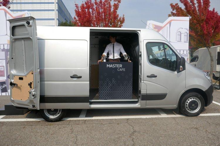 [신차 pic]르노 '마스터' 출시… 상용차의 새 기준