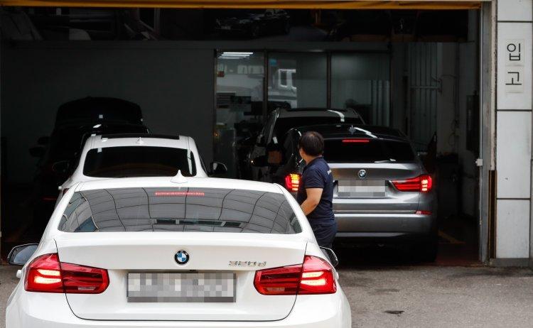 BMW 과감한 선제 대응…화재위험 낮은 6만5000여대도 리콜