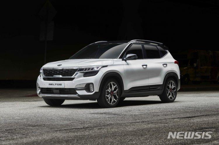 기아차, 소형SUV '셀토스' 사전계약…다음달 공식 출시