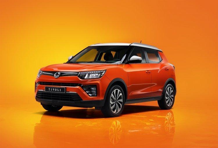 티볼리, 4년 연속 가솔린 SUV 판매 1위 달성