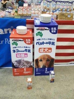 호주산 우유로 만든 강아지·고양이 우유 어때?
